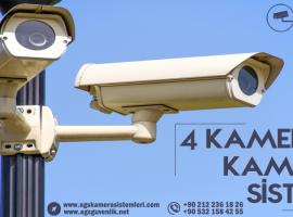 Kamera Sistemleri İle Hayat Daha Güvenli