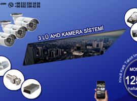 Pendik Kamera Sistemleri Tüm Caddelerde
