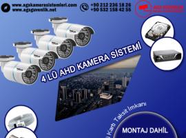 Kadıköy Kamera Sistemleri İle Sokaklar  Korunuyor